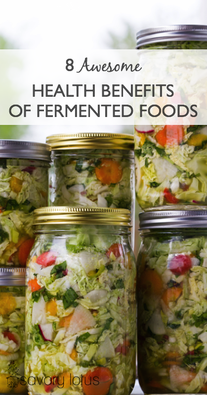 fermented foods, health benfits, sauerkraut