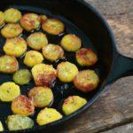 Sweet Fried Plantains | www.savorylotus.com (