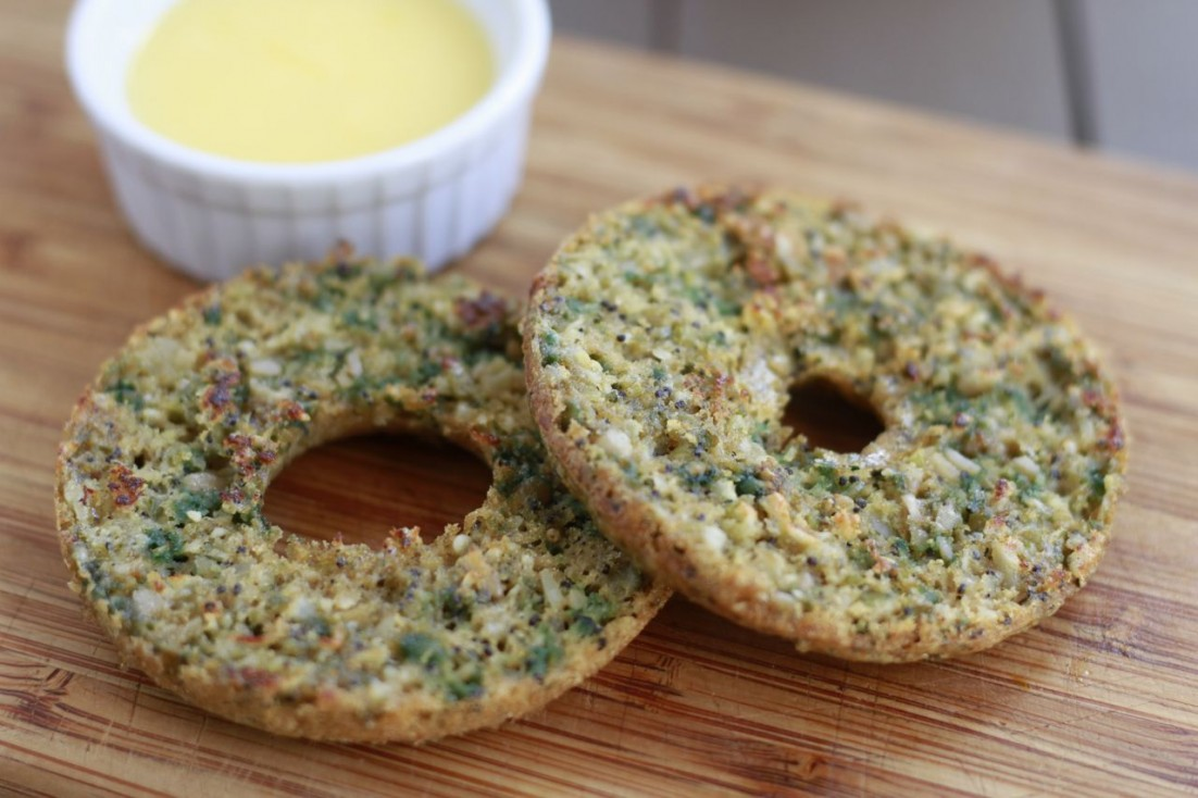 Paleo Bagels (gluten, grain, and nut free) ~~ savorylotus