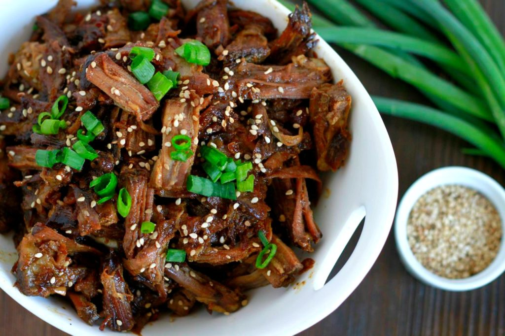Slow Cooker Asian-Style Short Ribs (soy free) ~ savorylotus.com
