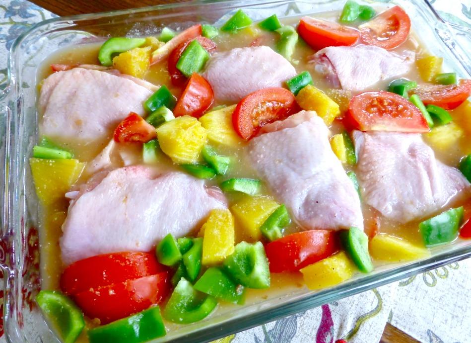 Asian-Inspired Paleo Pineapple Chicken