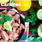 Real Deal Carnitas | savorylotus.com