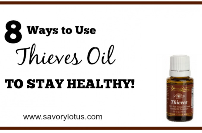 thieves oil, essential oil