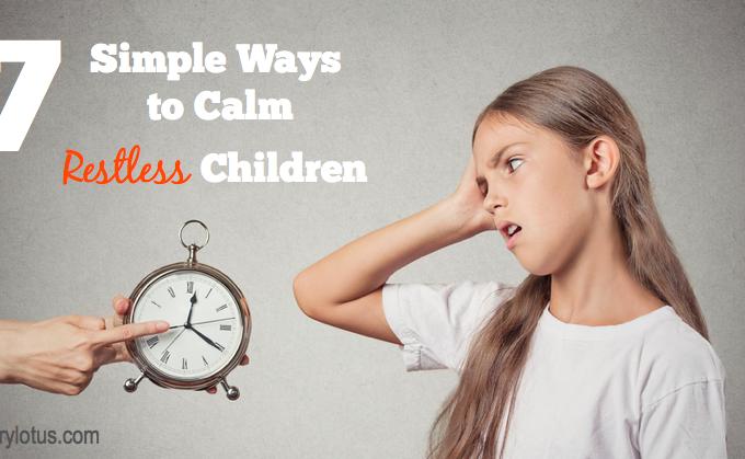 restless children, bedtime, hyperactivity