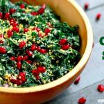 paleo, kale caesar salad, gluten free