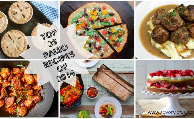 Top Paleo Recipes