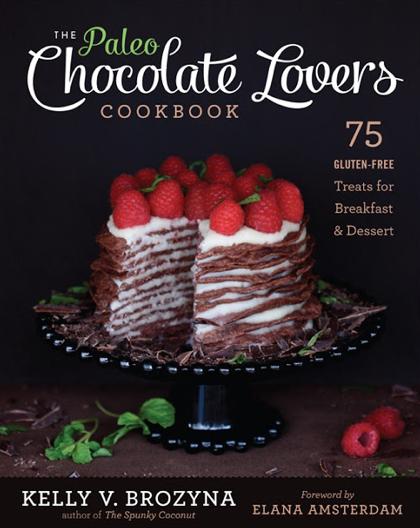 Paleo Chocolate Lover's Cookbook