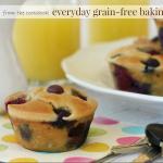 gluten free, grain free muffins