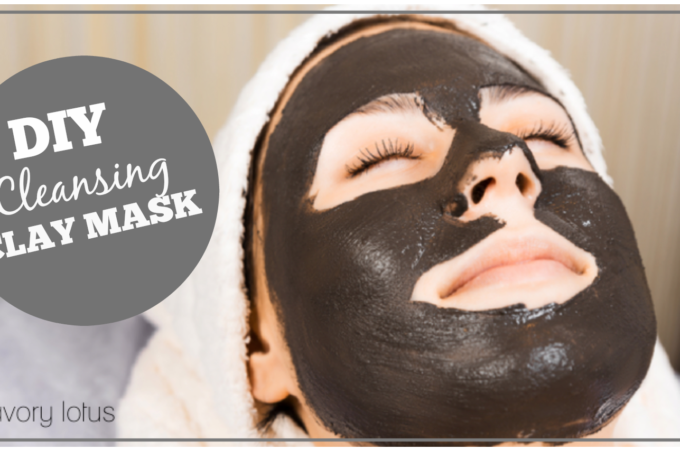 clay mask,