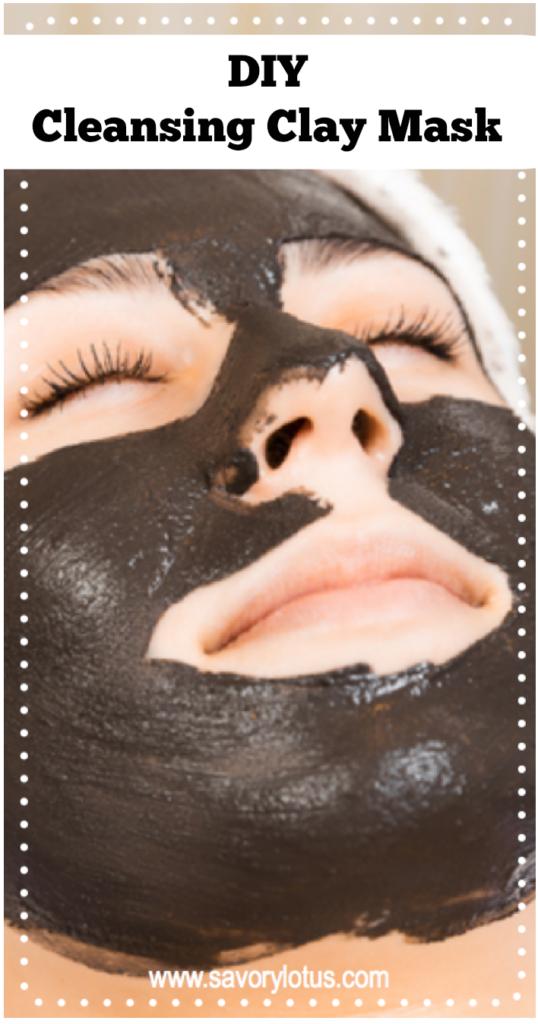 clay mask, bentonite clay