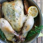 how to roast a chicken, whole chicken. roast chicken