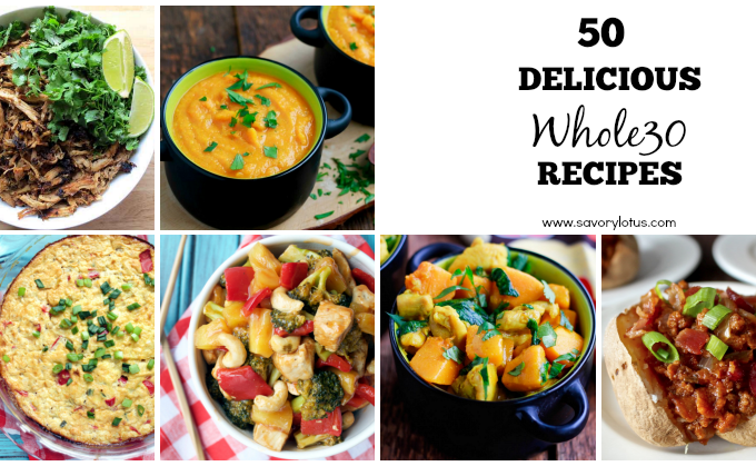 whole30. whole30 recipes