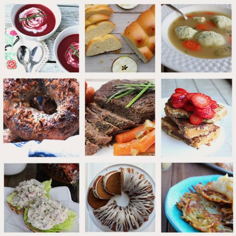 The New Yiddish Kitchen Cookbook