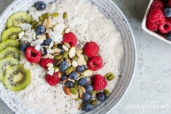 Chia-Pudding-Breakfast-Bowl-www.savorylotus.com-2