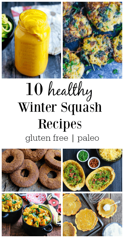10 Healthy Winter Squash Recipes images