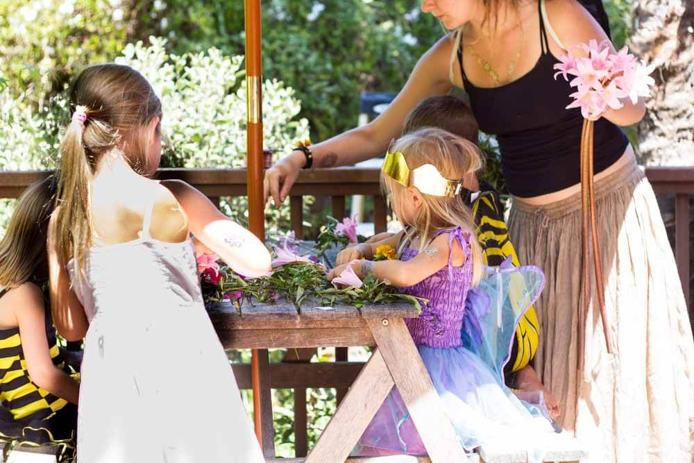 How to Throw a Fairy Tea Party |||| www.savorylotus.com