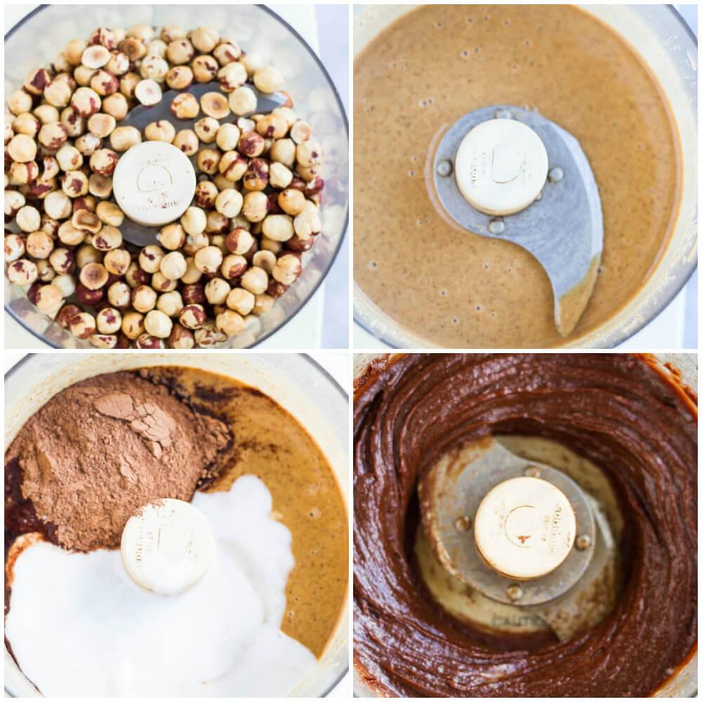 Homemade Healthy Nutella (dairy free) --- www.savorylotus.com