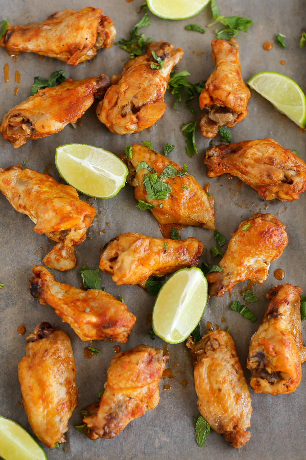 Slow Cooker Red Curry Chicken Wings  from Real Food Slow Cooker Recipes