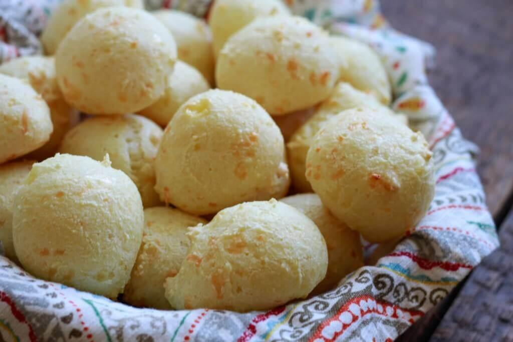 Grain Free Brazilian Cheese Bread