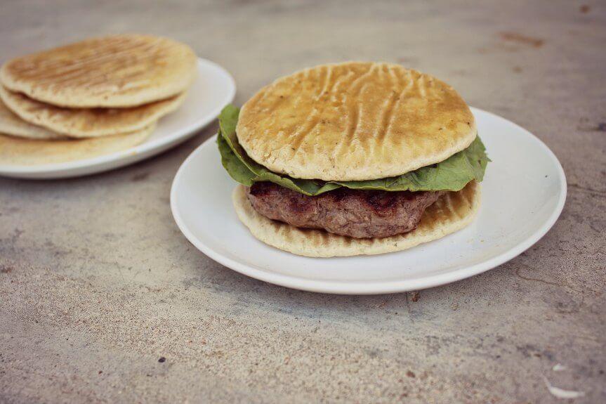 Plantain Sandwich Rounds