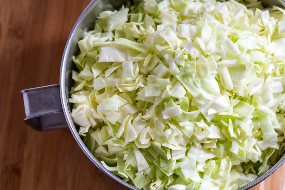 Finnish Cabbage Casserole (gluten free) \\\\ www.savorylotus.com