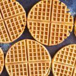 The Best Crispy Waffle Recipe (gluten free, nut free, paleo) | www.savorylotus.com
