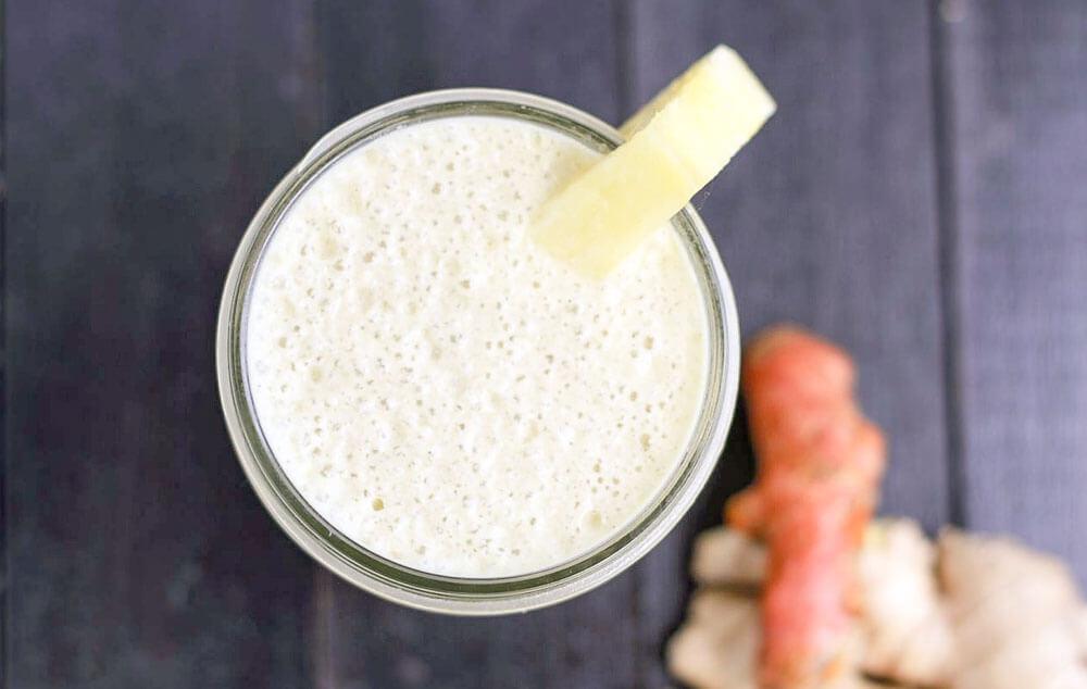 Creamy Tropical Turmeric Smoothie