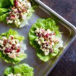 Cranberry Apple Chicken Salad --- www.savorylotus.com