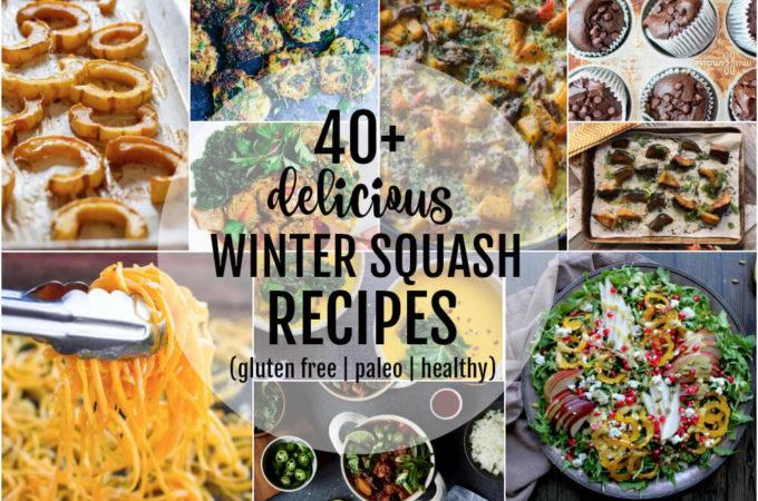 40+ Delicious Winter Squash Recipes   www.savorylotus.com