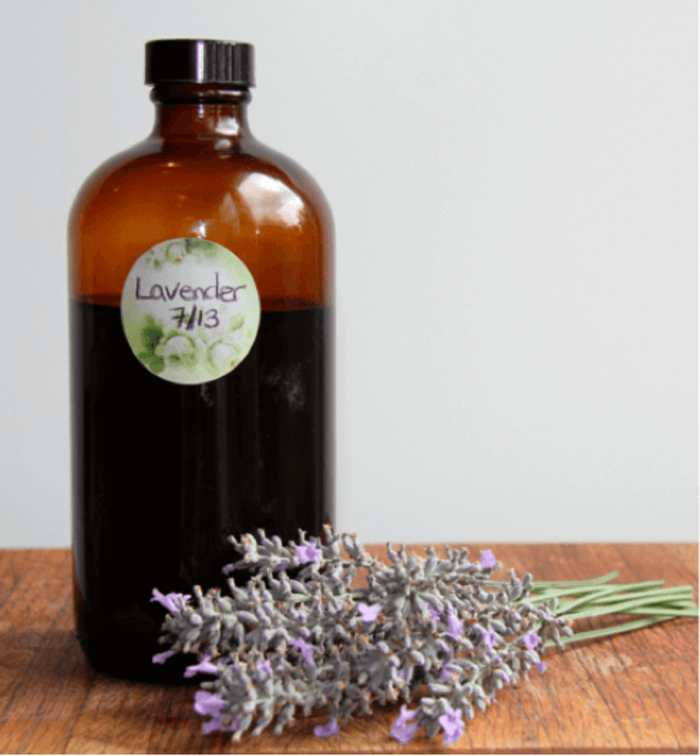 20 Healthy Edible Gift Ideas | lavender extract