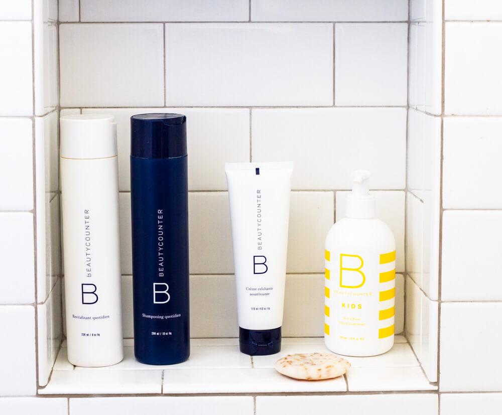 beautycounter shampoo