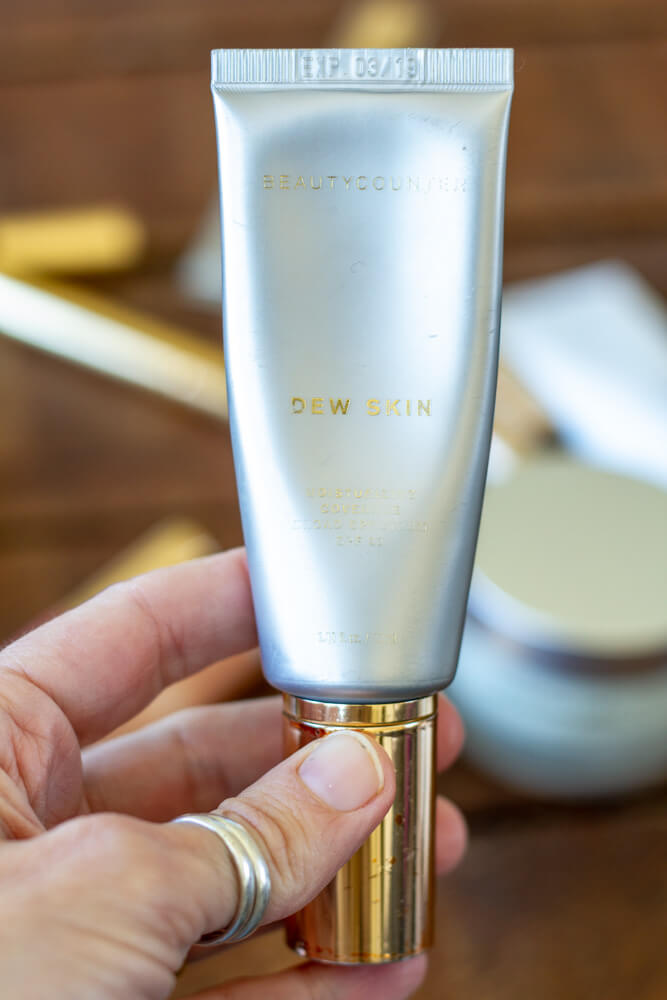 beautycounter dew skin #2