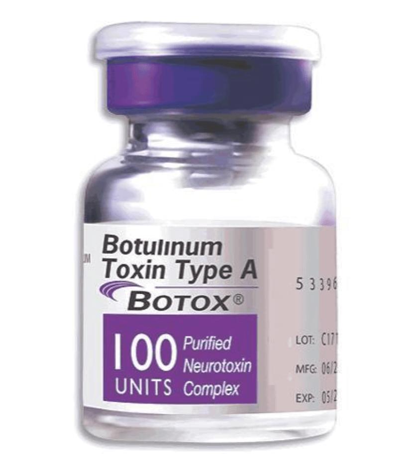 botox bottle